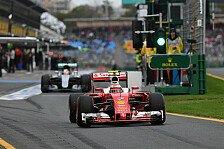 Formel 1 - Neues Qualifying in Australien: Alle Reaktionen
