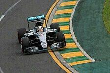 Formel 1 heute vor vier Jahren: Qualifying-Debakel in Melbourne
