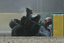 Formel 1 - Australien: Rosberg siegt nach Alonso Horror-Crash