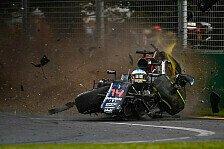 Formel 1 heute vor 4 Jahren: Alonsos Monster-Crash in Melbourne