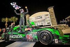 IMSA - ESM-Ligier gewinnt die 12 Stunden von Sebring