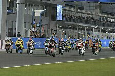 Moto2 - Die Start-Farce im Detail