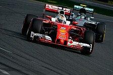 Formel 1 - Reifen Bahrain: Mercedes und Ferrari variieren