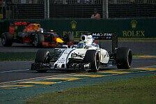 Formel 1 - Williams oder Red Bull: Wer ist die dritte Kraft?