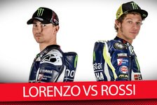 MotoGP - Video: MSM TV: Lorenzo vs. Rossi beim MotoGP-Auftakt in Katar