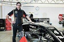 Formel V8 3.5 - Rene Binder unterschreibt bei Lotus 3.5