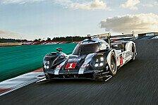WEC - Porsches Le Mans-Waffe: Der neue 919