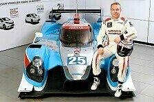 24 h Le Mans - Olympialegende Chris Hoy startet in Le Mans