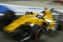 Formel 1 - Renault in China: Mit Frust in die Punkte