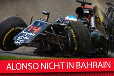 Formel 1 - Video: MSM TV: McLaren & Alonso - Startverzicht in Bahrain