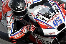 MotoGP - Reifen-Schock bei Redding überschattet FP4