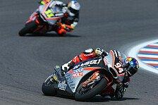 Moto2 - Pole-Rekordjagd: Reihe 1 für Folger und Cortese