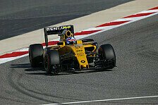 Formel 1 - Punkte in China? Renault braucht Quali-Wunder