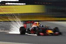 Formel 1 - Qualifying: Ricciardo schlägt Williams