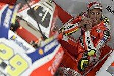 MotoGP - Totales Fiasko! Ducati fliegen Reifen um die Ohren