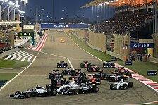 Formel 1 - Williams enttäuscht trotz Mega-Start