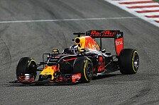 Formel 1 - Platz vier: Ricciardo bleibt vor Williams