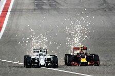 Formel 1 - Williams in China: Die Wiederauferstehung?