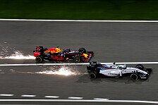 Formel 1 - Best of the Rest: Williams fordert Red Bull heraus