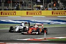 Formel 1 - Williams' Preisgeld-Frust: Ferrari-Bonus zu hoch