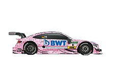 DTM - Mercedes-Designs 2016: Zwei Pink Panther am Start