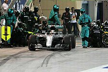 Formel 1 - Video: Mercedes erkl�rt den perfekten Boxenstopp