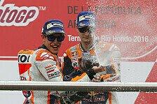 MotoGP - Video: Angsthase Marquez? Er traut sich nicht ins Meer