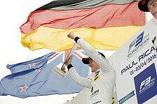 Formel 3 EM - Maximilian Günther ist ADAC Junior-Motorsportler