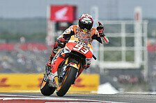 MotoGP - Marquez in Texas nicht zu bremsen: Live-Ticker MotoGP: Texas-GP 2016 in Austin