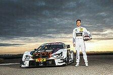 DTM - BMW: Blomqvist gibt Vorsaison 7 von 10 Punkten
