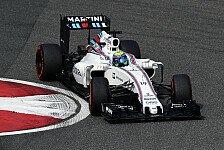 Formel 1 - Reifenschäden bei Massa: Williams findet Ursache