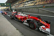 Formel 1 - Bilder: China GP - Freitag