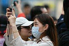 Formel 1: China-GP-Absage wegen Coronavirus? FIA beobachtet