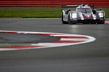 WEC - Video: Wintereinbruch bei der WEC 2016 in Silverstone
