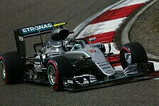 Formel 1 - Rosberg auf Pole - Ricciardo �berrascht: Team f�r Team - China GP: Qualifying