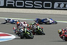 Superbike - Video: Pleiten, Pech und Pannen: Die Crashes in der WSBK 2016