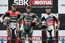 Superbike - Hayden feiert in Assen glorreiche Podiums-Rückkehr