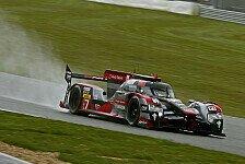 WEC - Nach Unfall-Drama: Audi ringt Porsche nieder