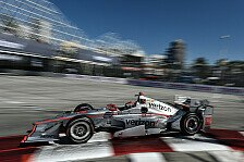 IndyCar - Video: IndyCar 2016: Die Highlights vom Qualifying in Long Beach