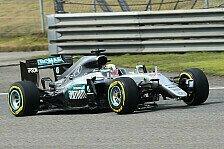 Formel 1 - Lewis Hamiltons Pechsträhne 2016
