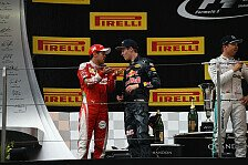 Formel 1 - Bilderserie: China GP - Fundsachen