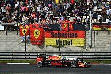 Formel 1 - Reifenwahl für Russland: Top-Teams unterschiedlich