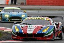 WEC - GT-Klassen: Ferrari siegt, Porsche mit Defektserie