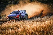 WRC - Video: Härtetest für den neuen Hyundai i20 WRC in Argentinien
