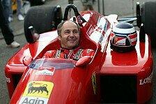 Gerhard Berger feiert 60. Geburtstag: Noch heute ein Racer