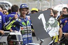 MSM-Wahl: Sieg für Rossi, Vinales, Pedrosa und Folger