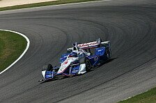 IndyCar - Video: IndyCar 2016: Die Highlights vom Rennen im Barber Motorsports Park