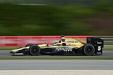IndyCar - Video: Watkins Glen aus der Sicht von James Hinchcliffe
