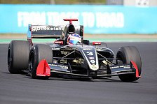 Formel V8 3.5 - Rene Binder verschenkt Spitzenergebnis