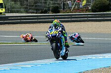 MotoGP - Renn-Analyse: Lorenzo heulte zu Unrecht